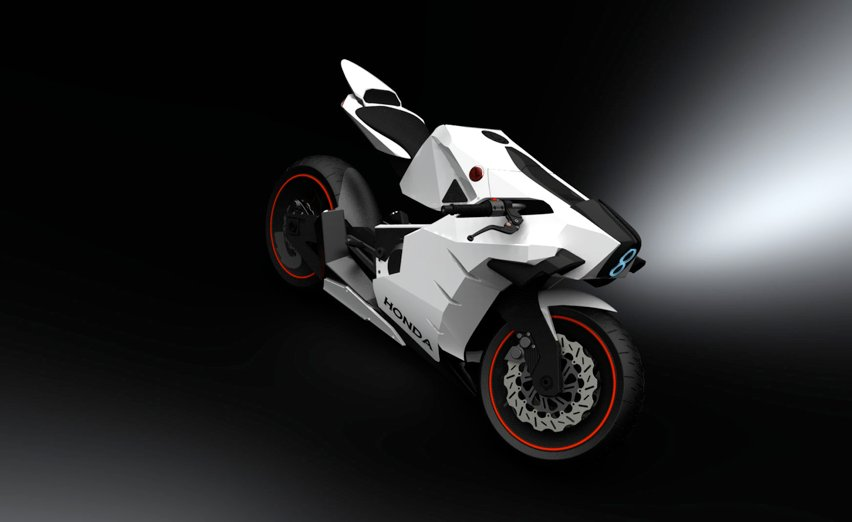 2015 Honda Cb 750 Concept By Igor Chak Autoevolution