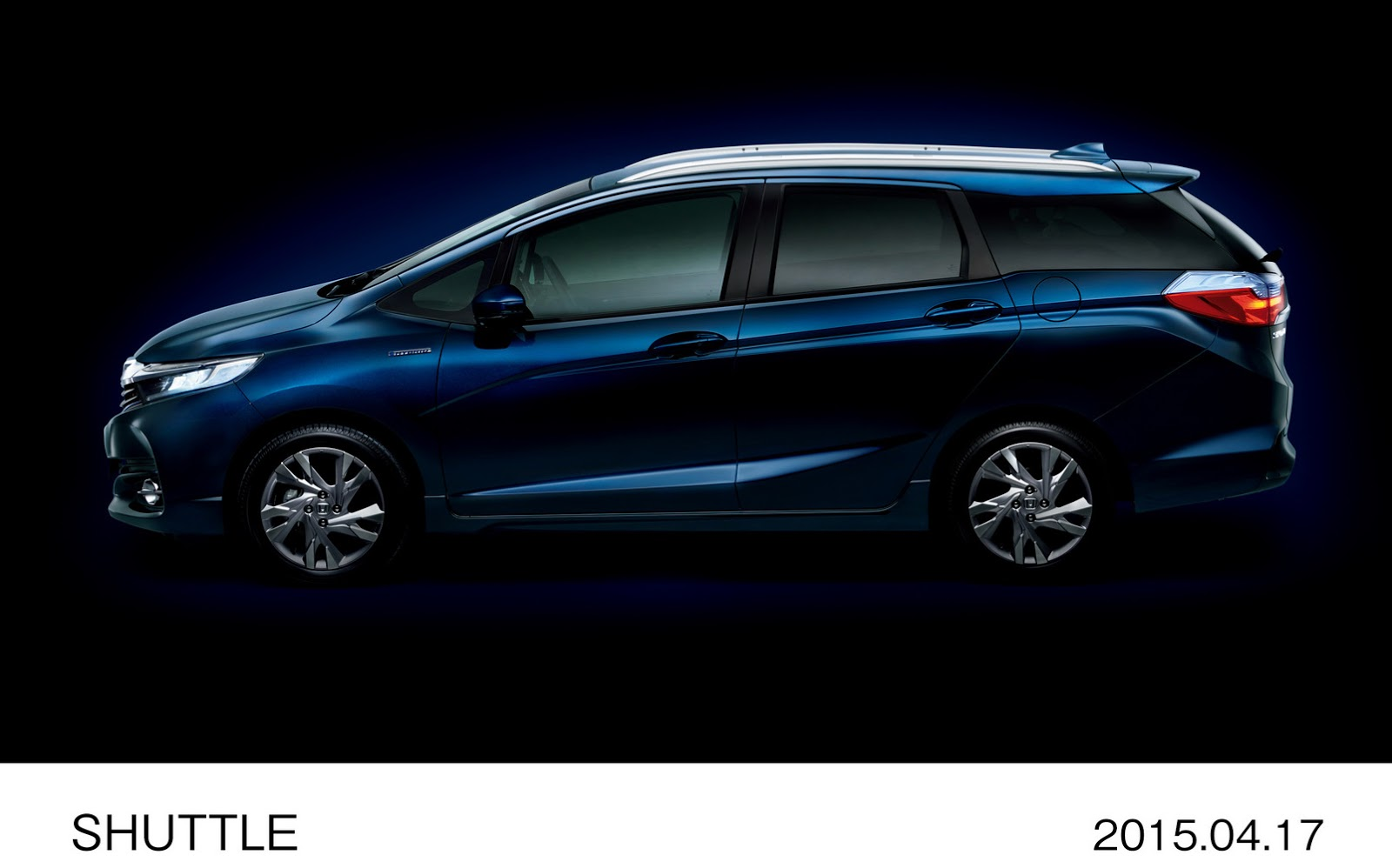 2015 Honda Shuttle Revealed in Japan The Fits Wagon