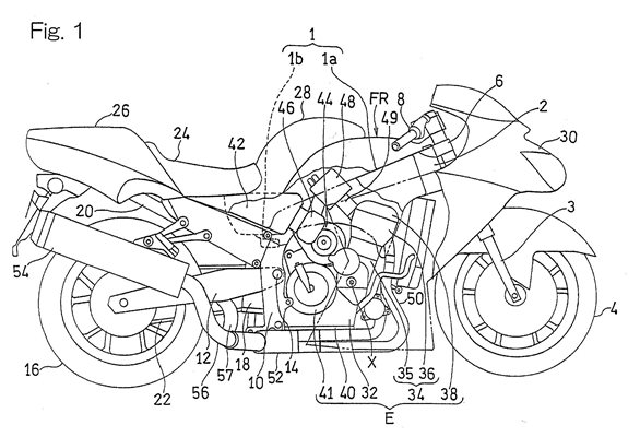 2015 Kawasaki Ninja H2 Rumored to Be a ZX-14R Contender