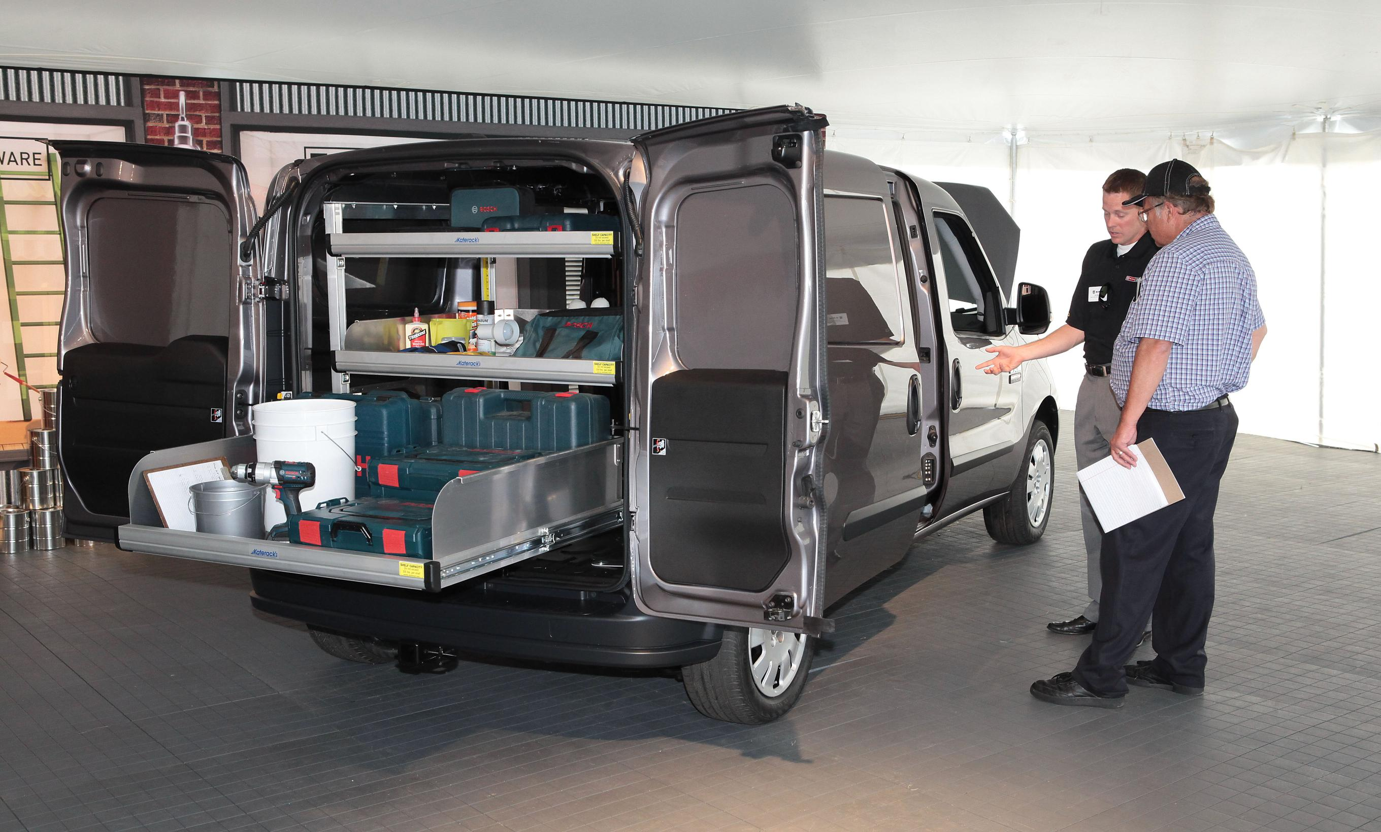 2015 Ram ProMaster City Priced From 23130 Autoevolution
