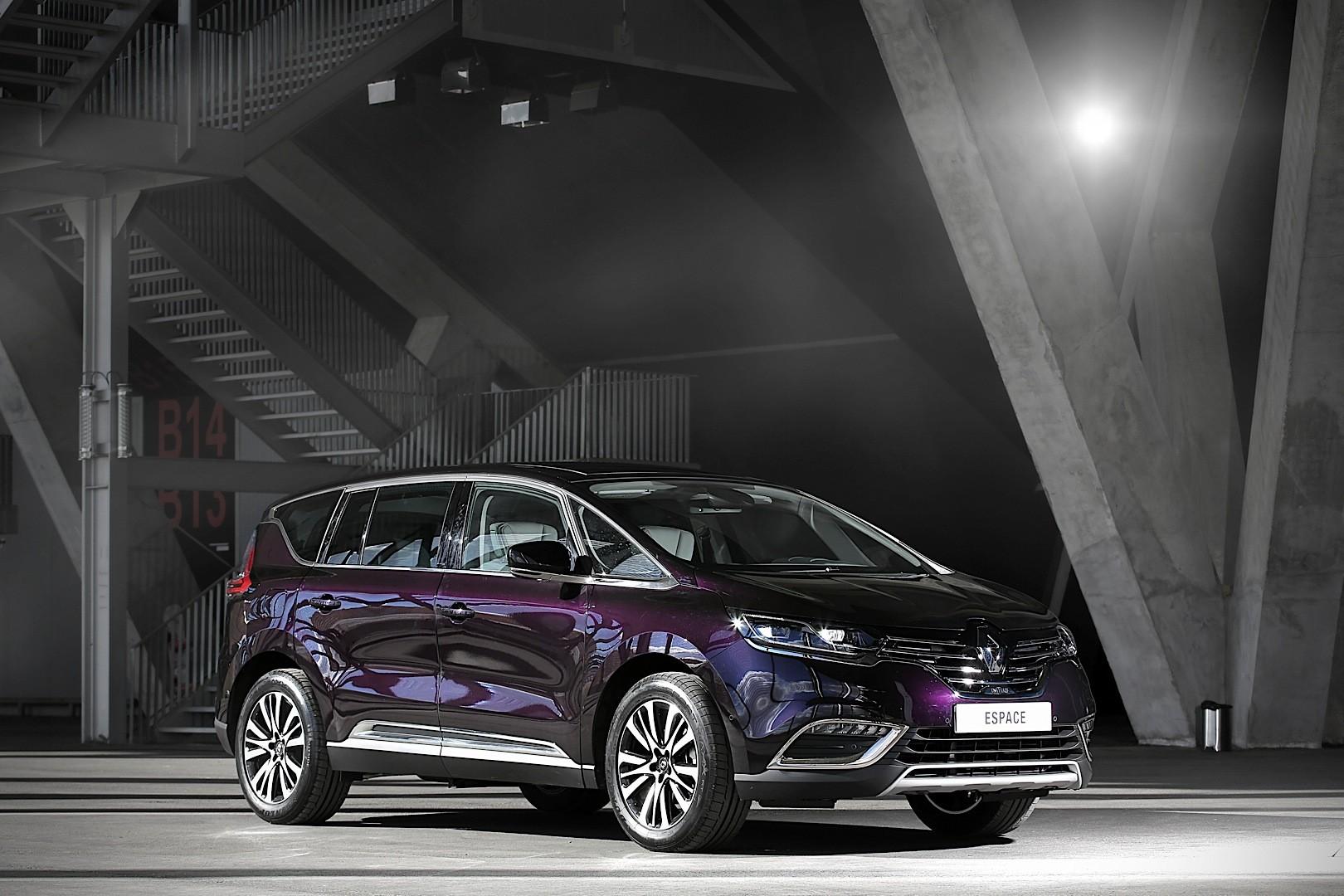 Best Car Logo Wallpapers Hd 2015 Renault Espace Looks Stunning In Dark Amethyst