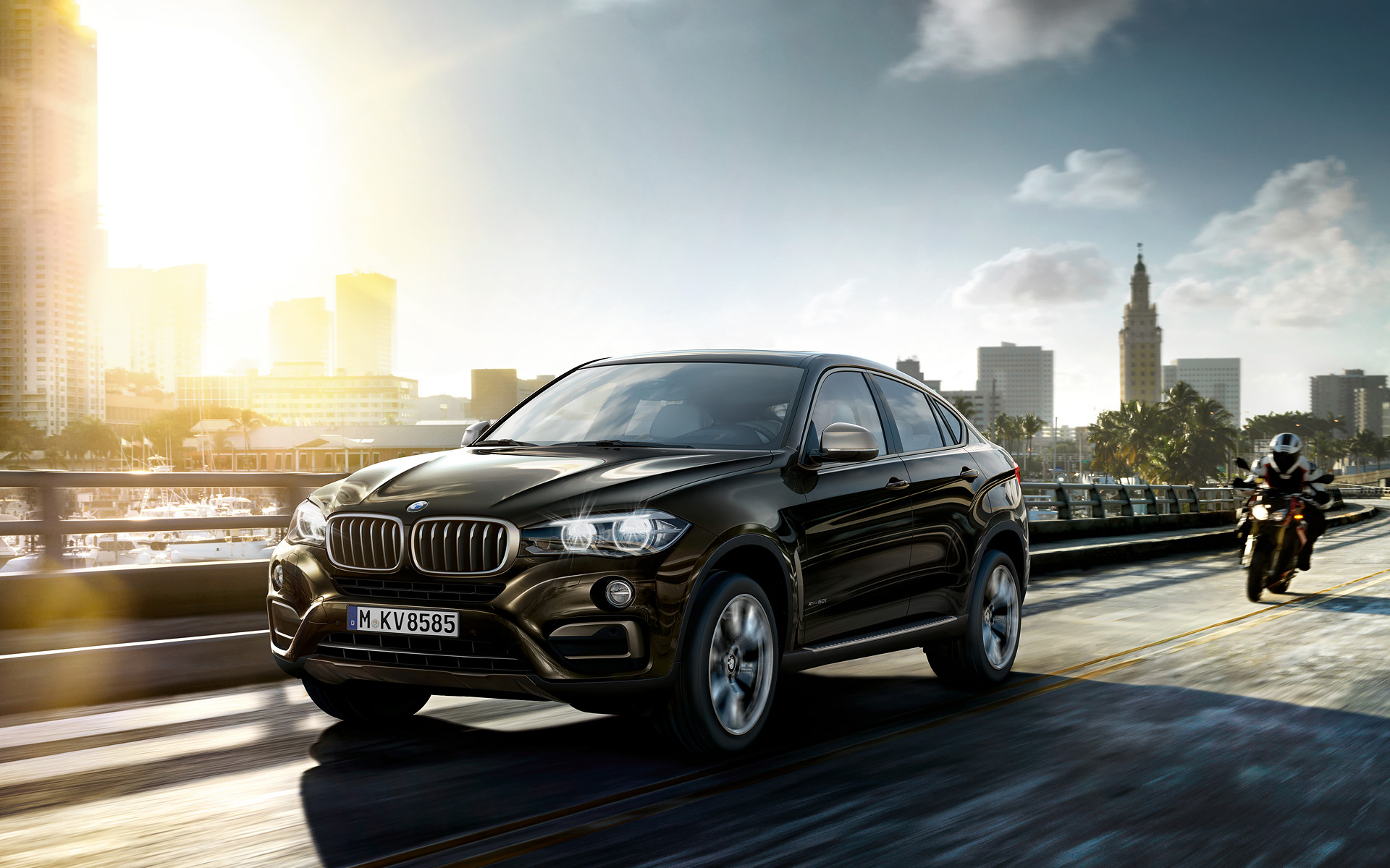 2016 Bmw X6 Wallpapers Autoevolution