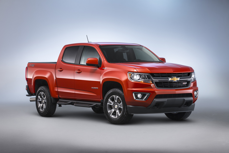 2016 Chevrolet Colorado Rewarded With 2 8 Liter Diesel