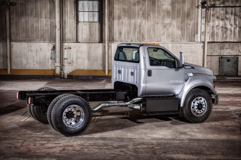 medium resolution of 2016 ford f650 2016 ford f 650 f 750 trucks unveiled