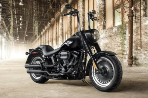 2016 HarleyDavidson Fat Boy S Is Only Available in Black  autoevolution