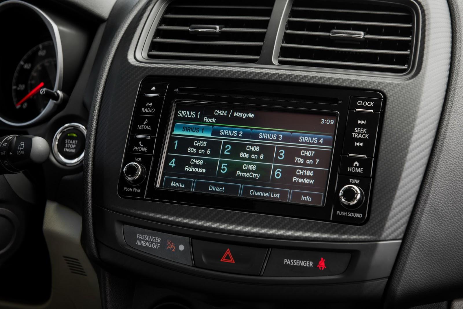 2016 Mitsubishi Outlander Sport Adds Dynamic Shield Grille