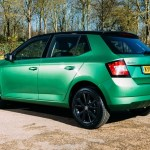2016 Skoda Fabia Color Editions Arrive With Black Wheels Awesome Paint Autoevolution