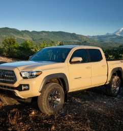 2016 toyota tacoma pickup truck  [ 1600 x 1067 Pixel ]