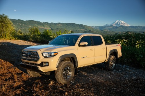 small resolution of  2016 toyota tacoma pickup truck