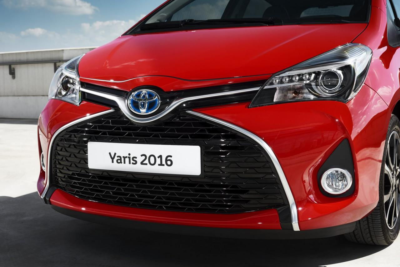 toyota yaris trd turbo grand new avanza vs xpander 2016 and verso lose diesel engines in europe ...