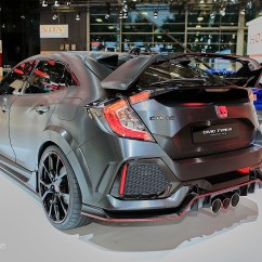 All New Camry 2018 Black 2017 Pantip Honda Civic Type R Edition Limited To 100 ...