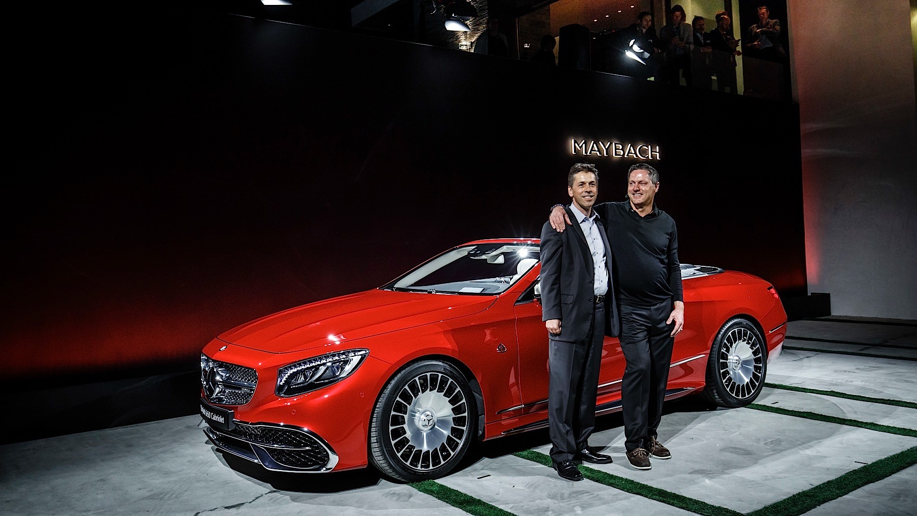 2017 Mercedes Maybach S650 Cabriolet Is A Topless Land