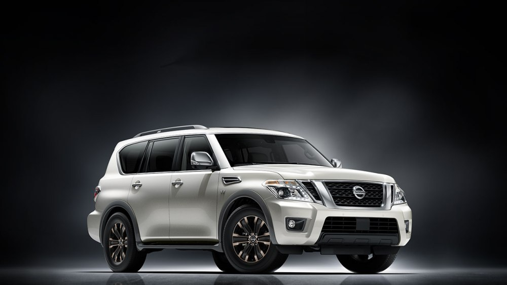 medium resolution of 2017 nissan armada