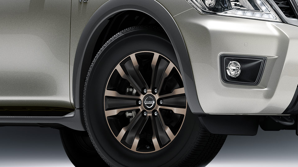 2017 Nissan Armada Shares Body On Frame Chassis With The