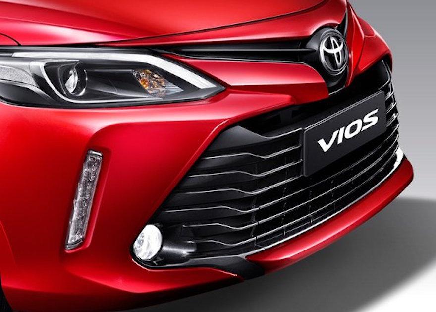 all new toyota camry 2019 malaysia konsumsi bbm kijang innova bensin 2017 vios facelift revealed in thailand - autoevolution