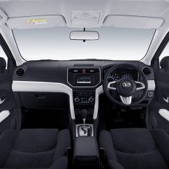 Grand New Avanza E Mt 2018 Interior G 2017 Daihatsu Terios Revealed Along With All Toyota
