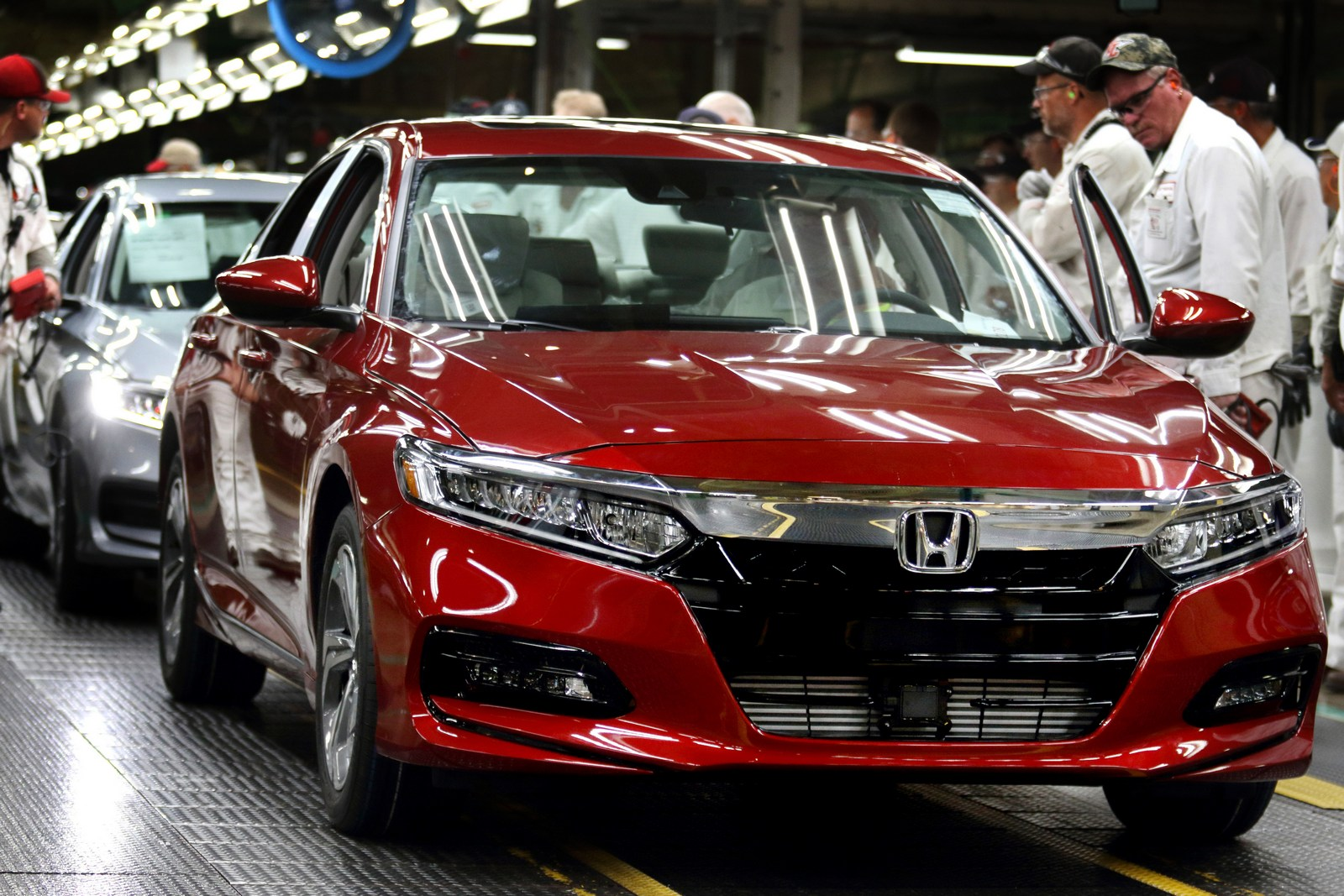 all new camry thailand grand avanza veloz modifikasi 2018 honda accord now in production at marysville auto ...