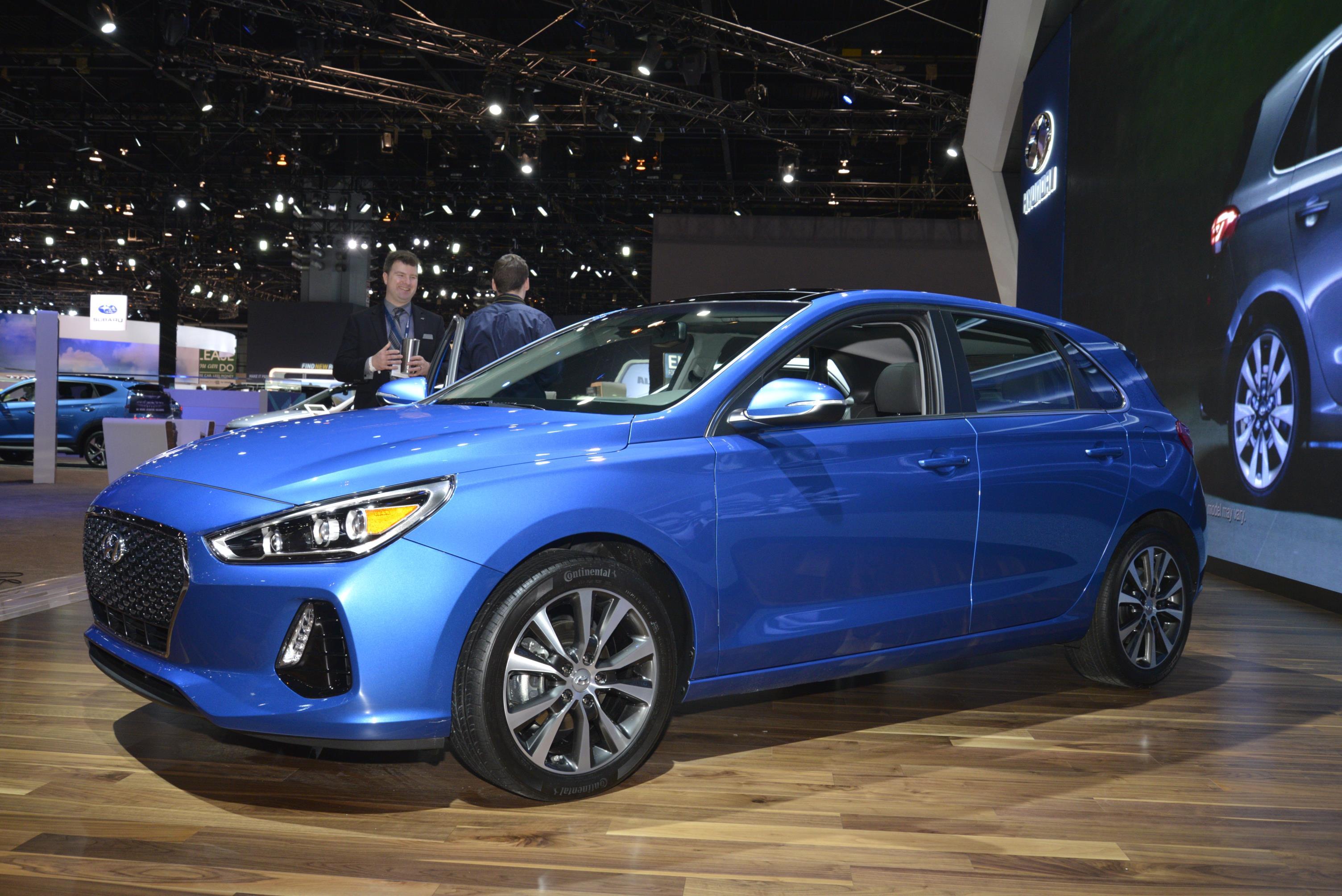 2018 Hyundai Elantra GT Is the Most Powerful Euro-Hatch - autoevolution