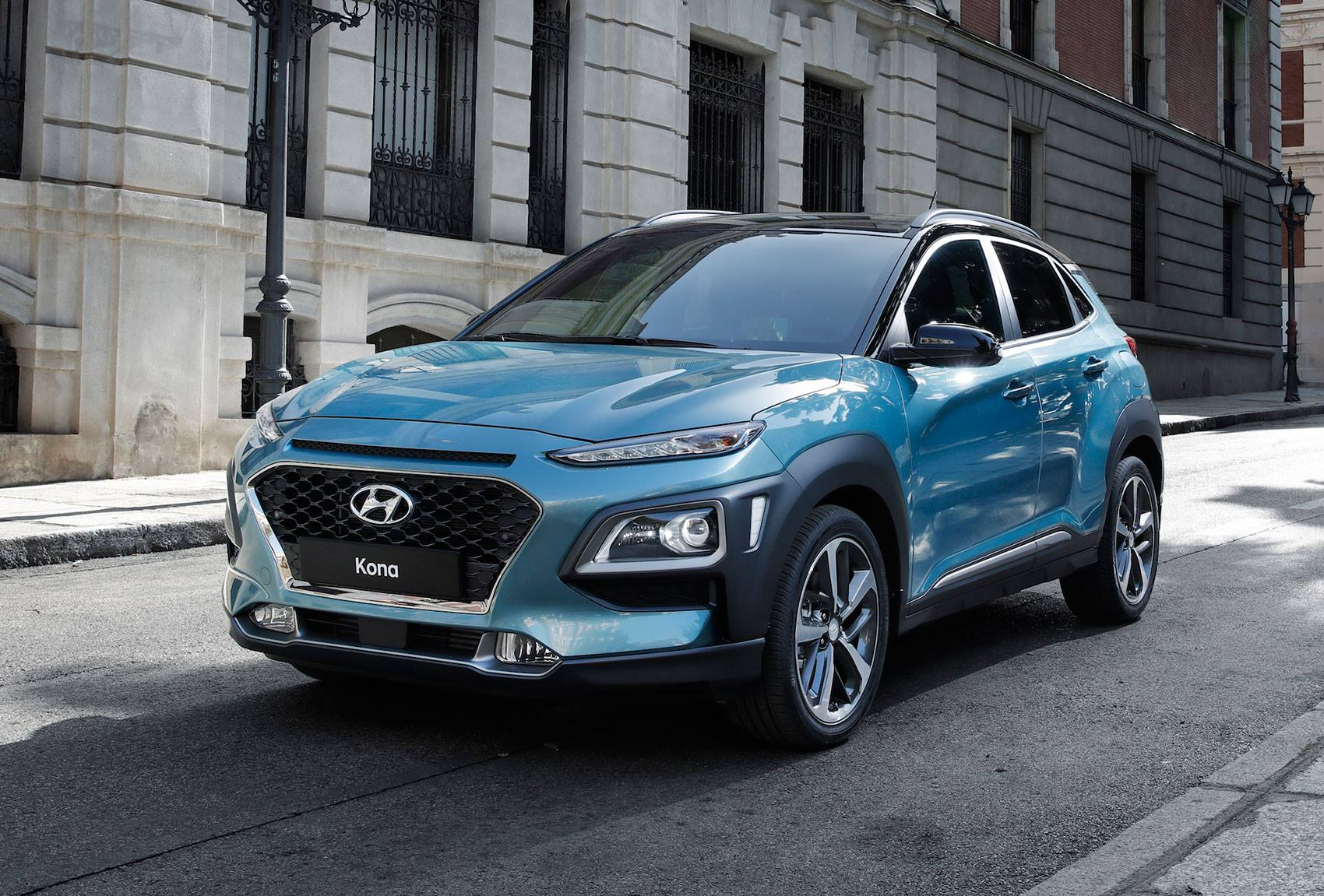 2018 Hyundai Kona Revealed, It Is The Brand's Juke Fighter