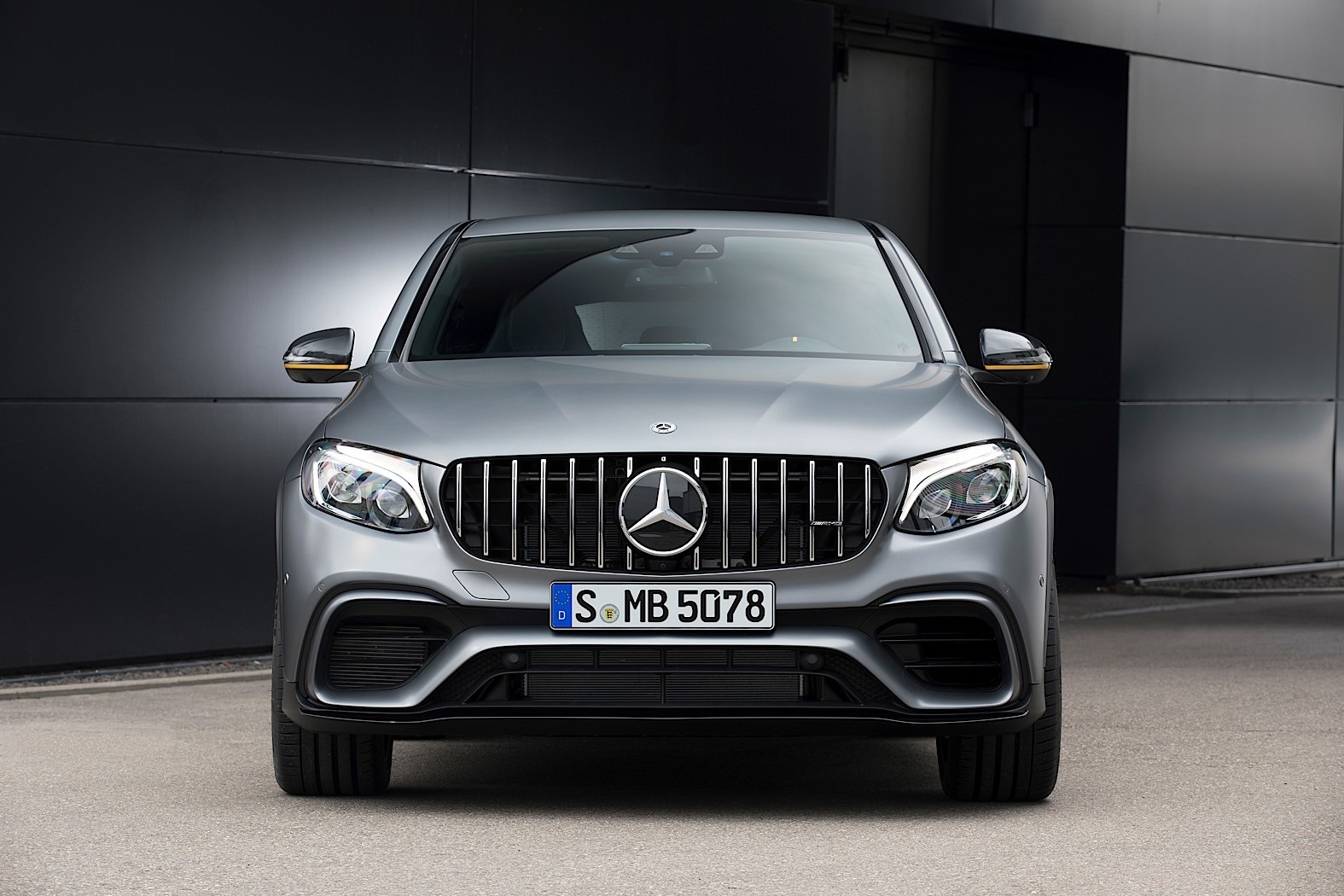 2018 Mercedes AMG GLC 63 Can Be Yours From EUR 82705