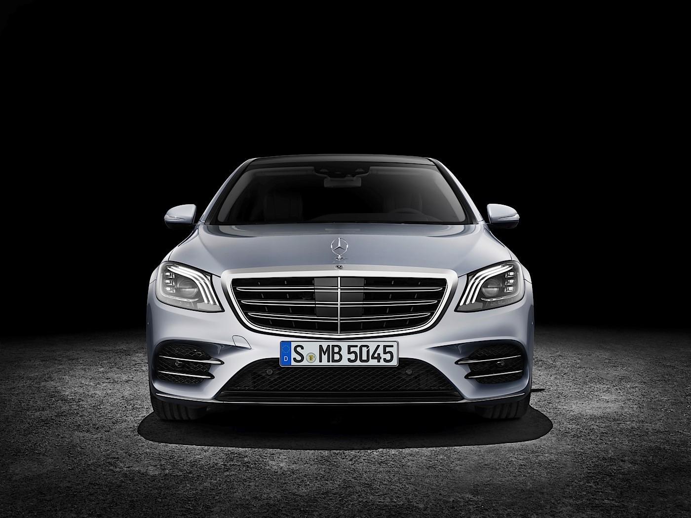 2018 Mercedes-Benz S-Class W222 Facelift Brings Back The Inline-Six - autoevolution