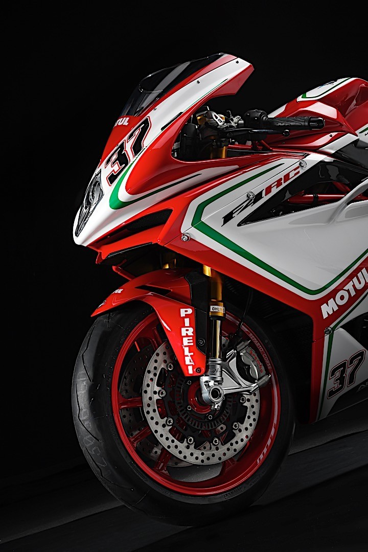 2018 MV Agusta F4 RC Is World SBK For The Street  autoevolution