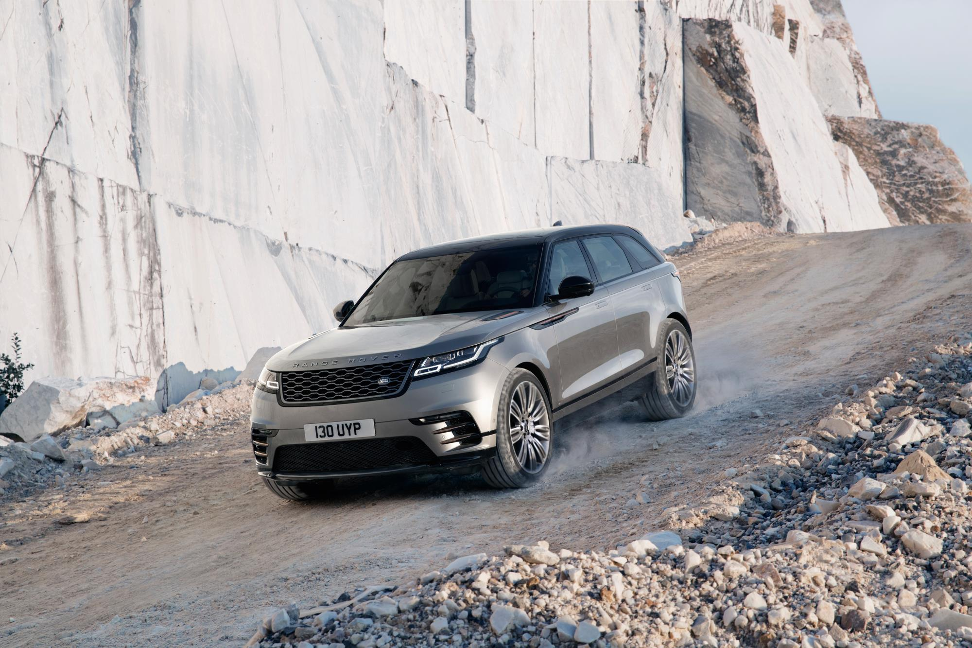 2018 Range Rover Velar Is a No Holds Barred Luxury SUV autoevolution