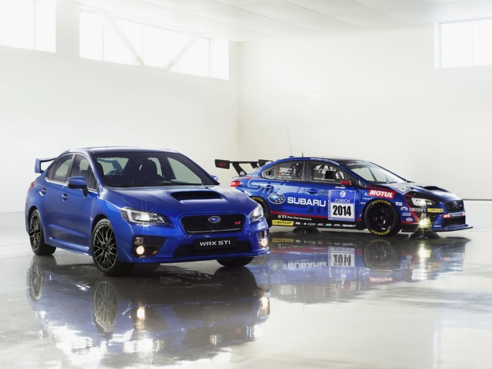 medium resolution of 2018 subaru wrx to be just a facelift all new model due in 2020