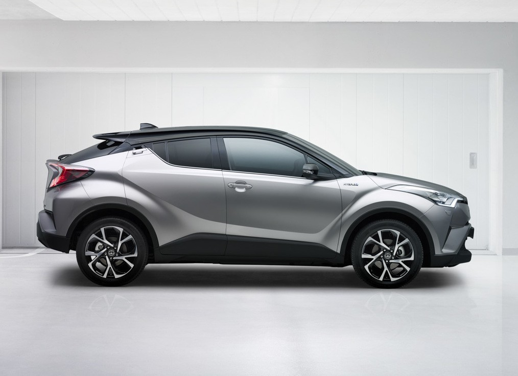 2018 Toyota C HR To Set Foot On American Soil Next Spring