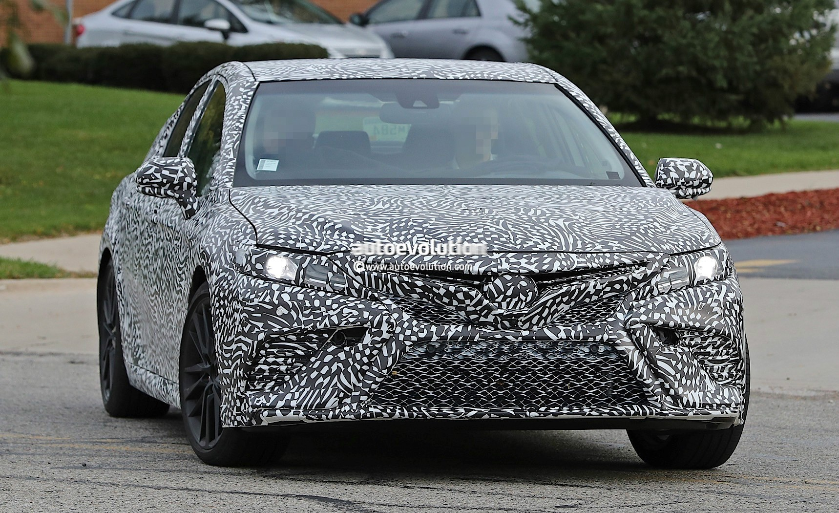 all new camry otodriver grand veloz 2018 toyota teased ahead of 2017 detroit auto show ...