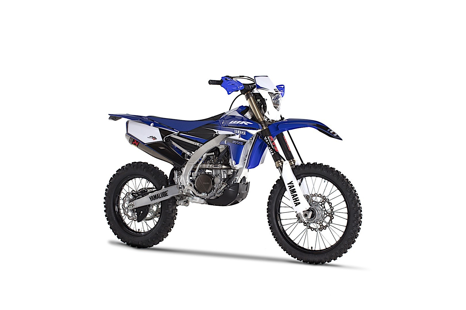 2018 Yamaha WR450F and WR250F EndoroGP Special Editions