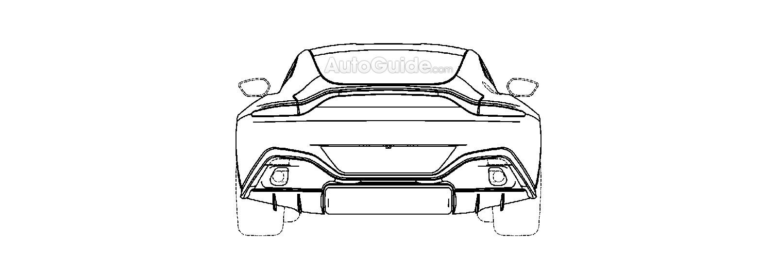 2019 Aston Martin Vantage Specifications Teased: M177 V8