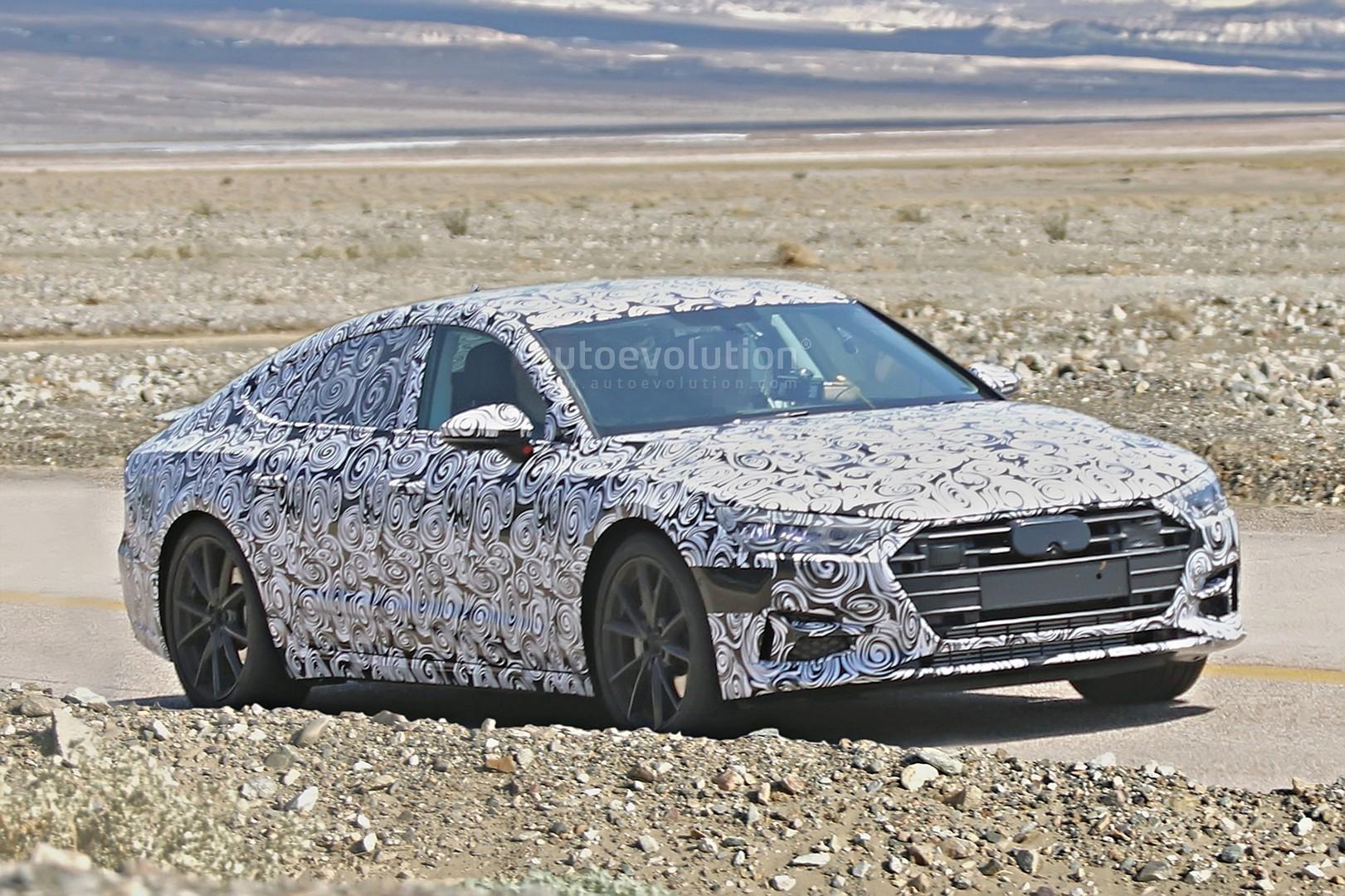 2019 Audi A7 Sportback Debuts On October 19 Teaser