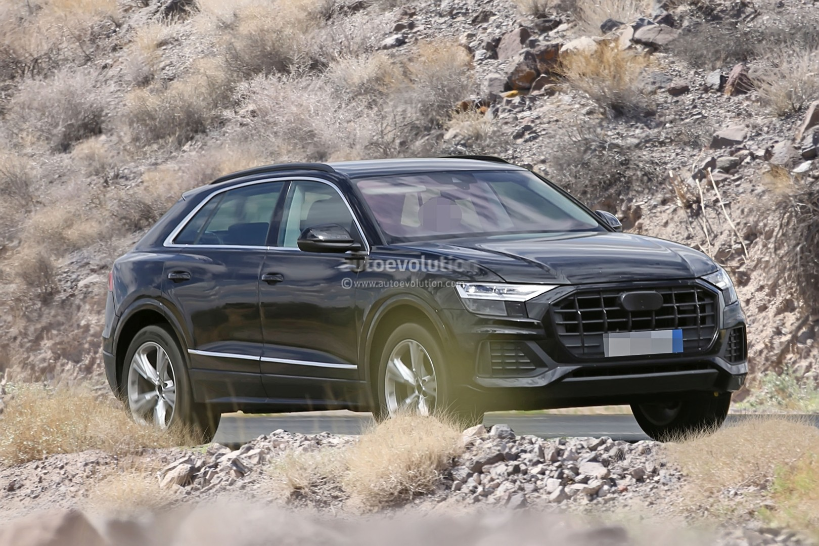 Audi Q8 Halo Suv Model Confirmed Q7 Platform And Prologue