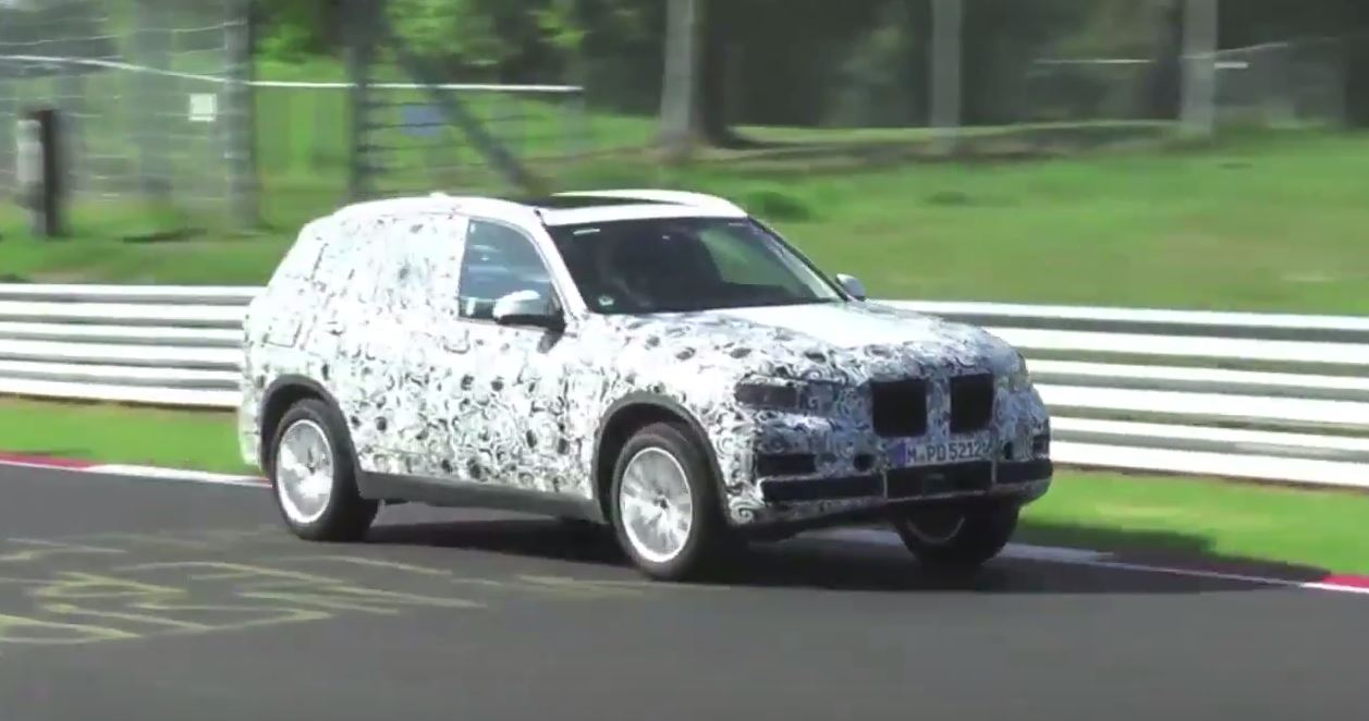2019 Bmw X5 With V8 Is Sportier Than Current Model In