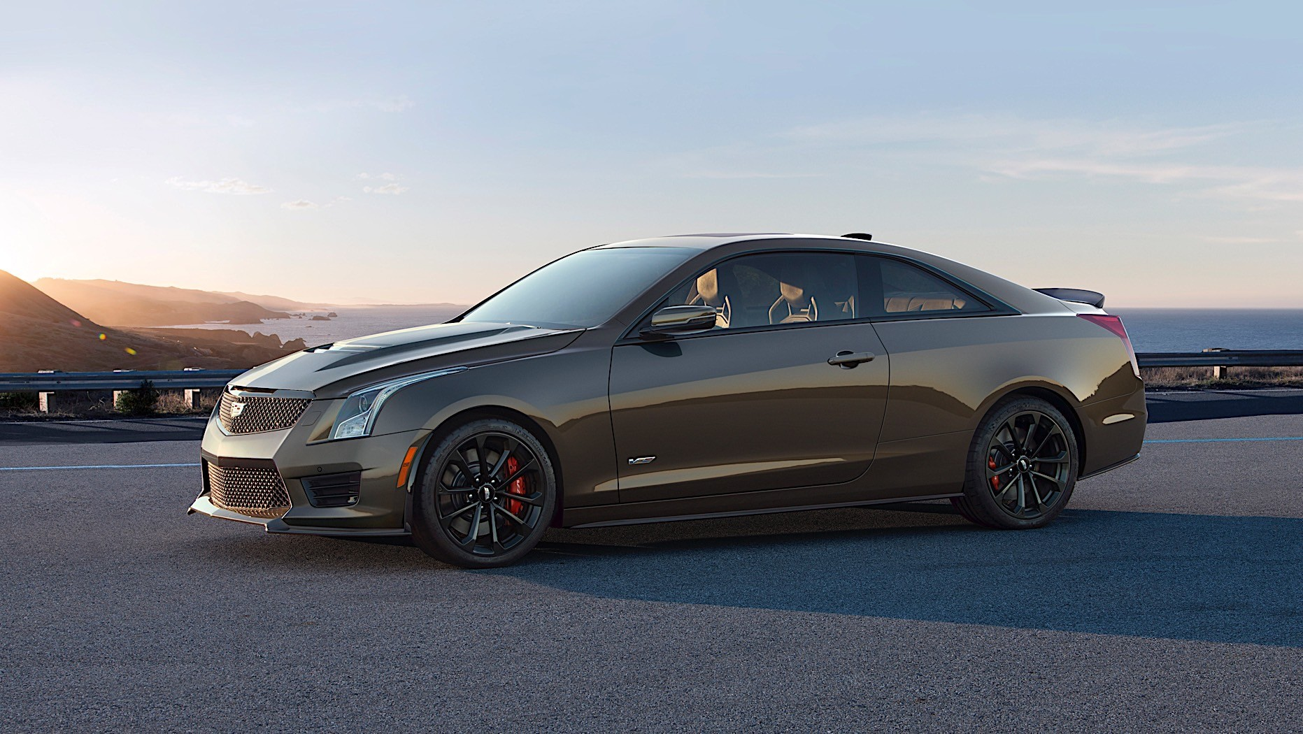 Cadillac V Series Pedestal Spells The End For Ats V