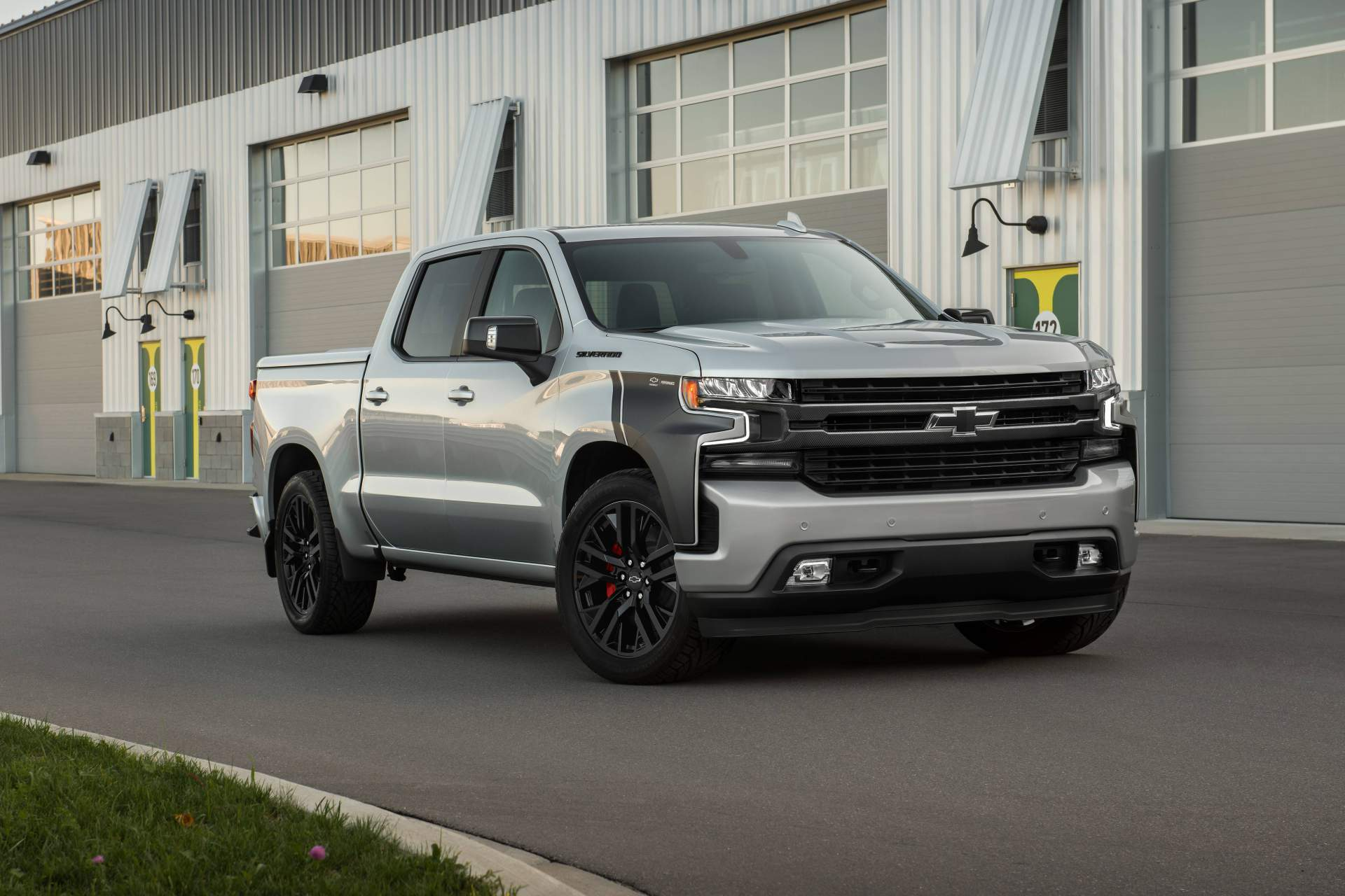 Chevy Grill Truck Aftermarket Lifted