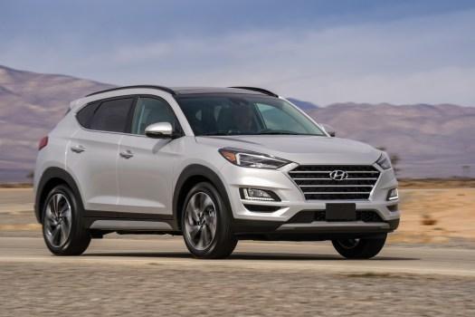 2019 Hyundai Tucson Pricing Announced, Starts At $23,200 ...