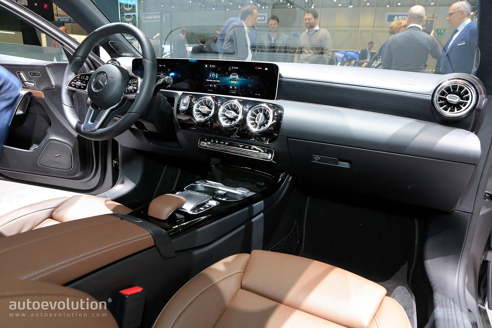 2019 Mercedes Benz A Class Redefines The Premium Compact