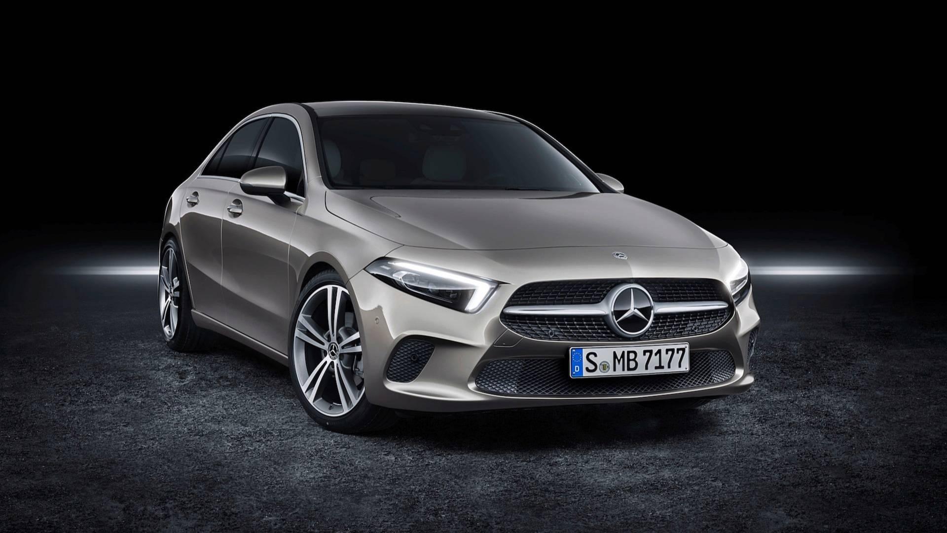 2019 Mercedes-Benz A-Class Sedan (V177) is Far More Elegant Than Hatchback - autoevolution