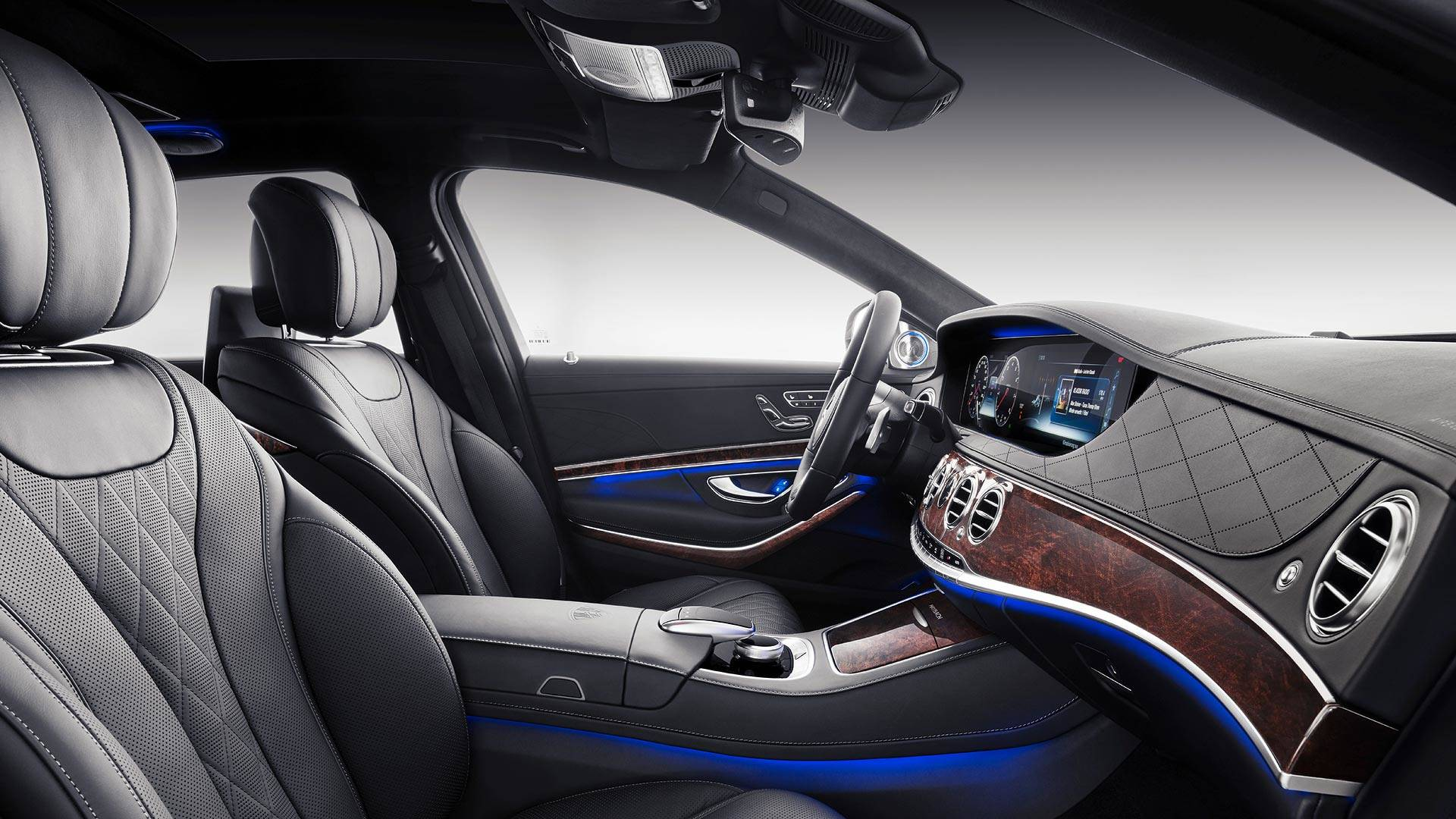 2019 Mercedes Maybach S Class Doubles Down On Luxury