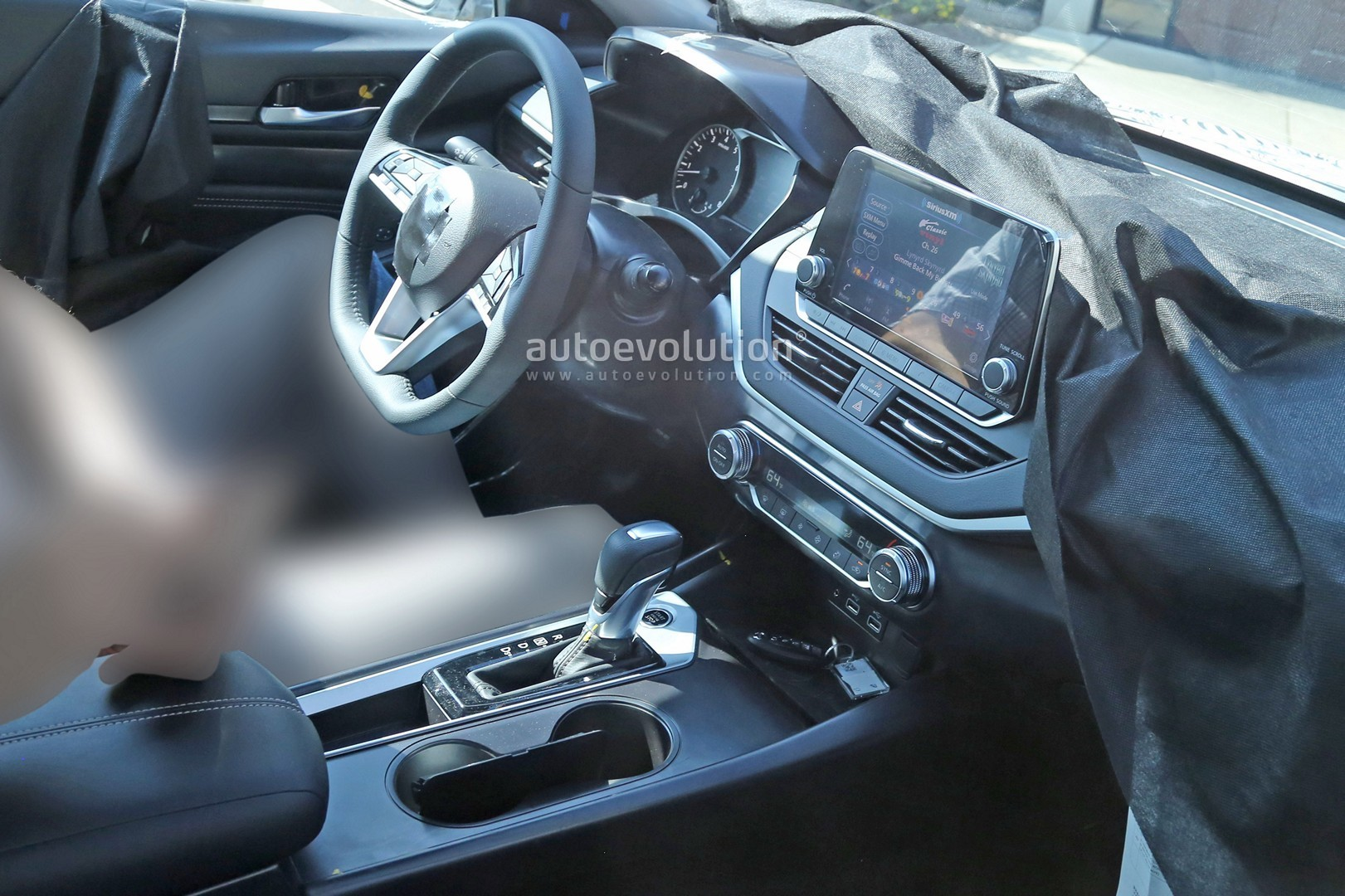 all new camry 2019 interior ukuran grand avanza veloz spyshots nissan altima shows model targets the spied inside and out is targeting accord