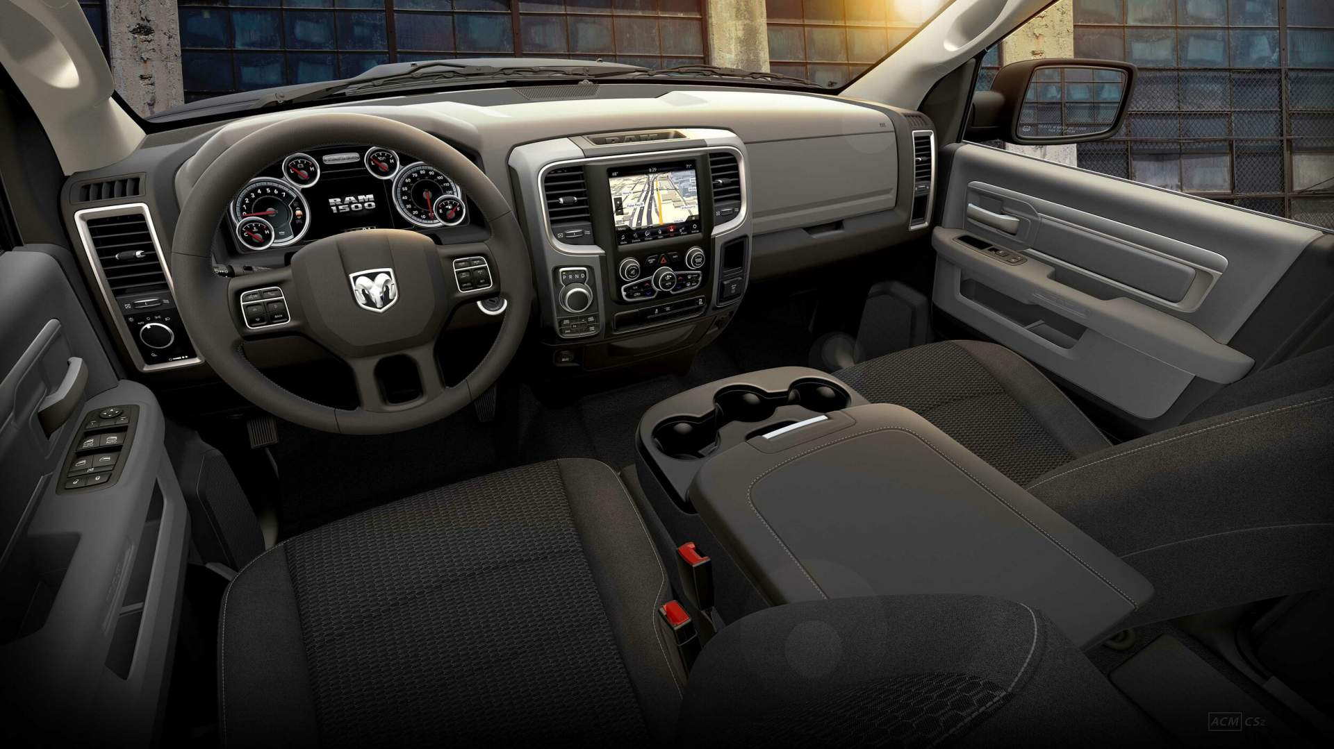Ram 1500 Classic Welcomes Valueoriented Warlock Trim
