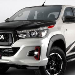 All New Yaris Trd Sportivo 2017 Spesifikasi Oli Grand Avanza 2019 Toyota Hilux Gr Sport Doesn't Look Half Bad ...