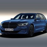 2020 Bmw 7 Series Facelift Imagined As Wagon And Cabrio Autoevolution