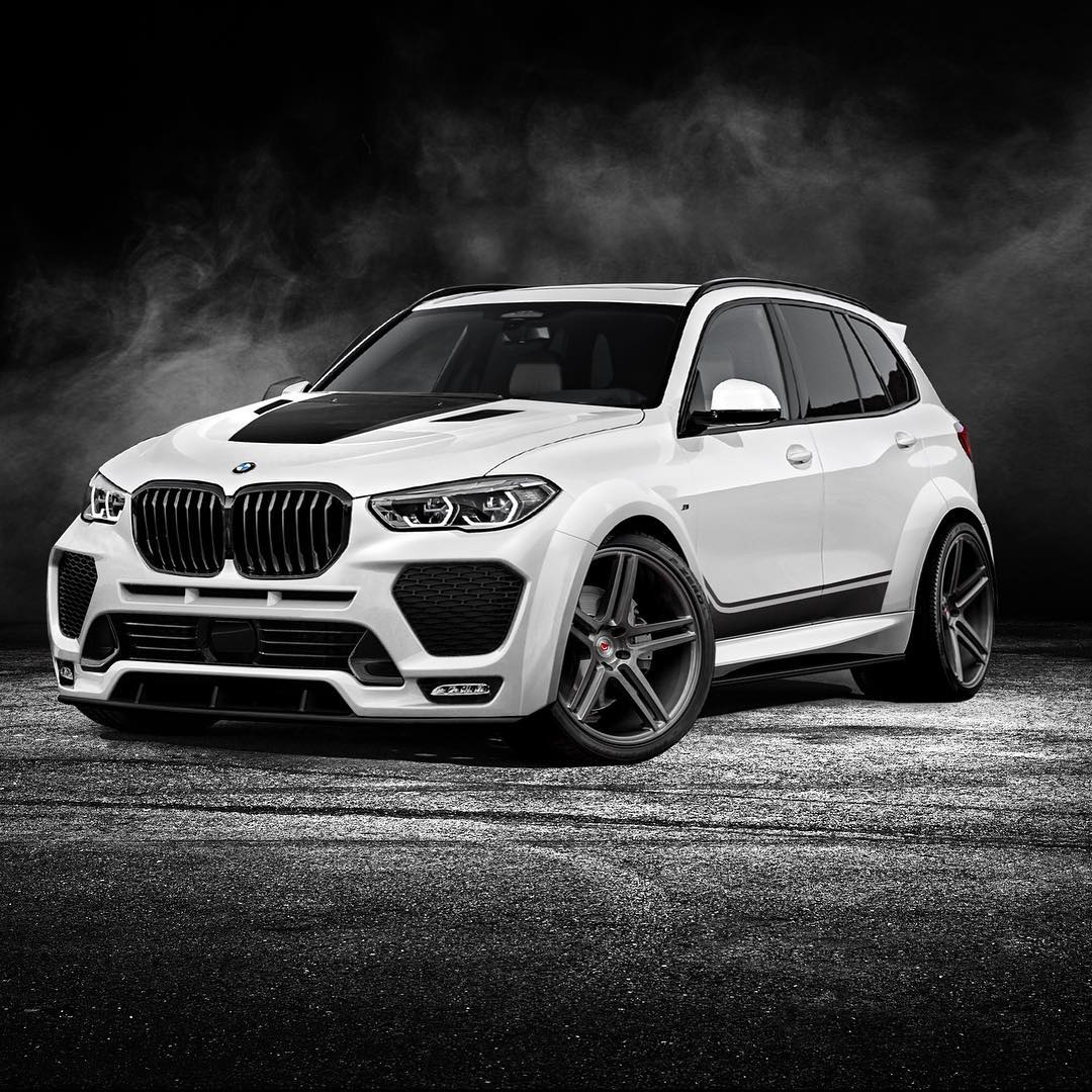 2020 Bmw X5 Gets Stormtrooper Widebody Kit From Renegade