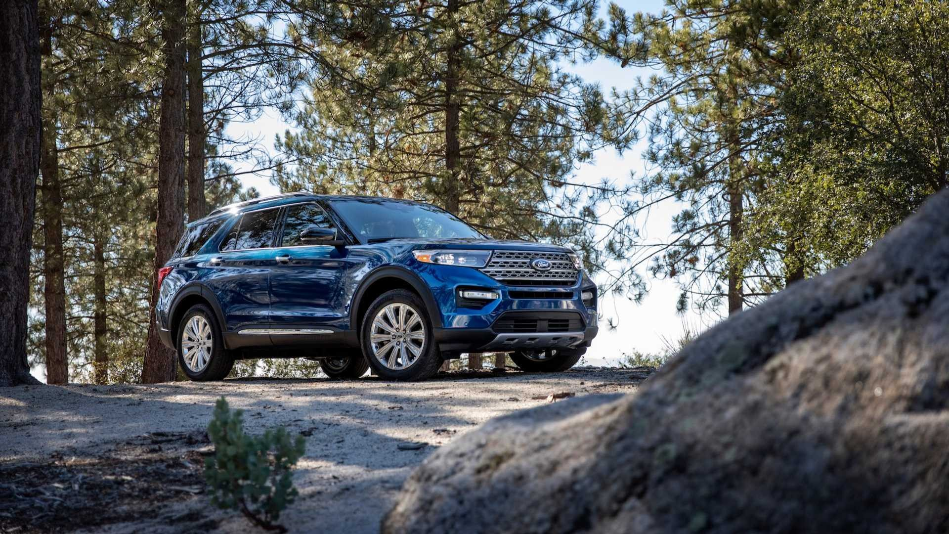 2020 Ford Explorer Americas Best Selling SUV Reinvented