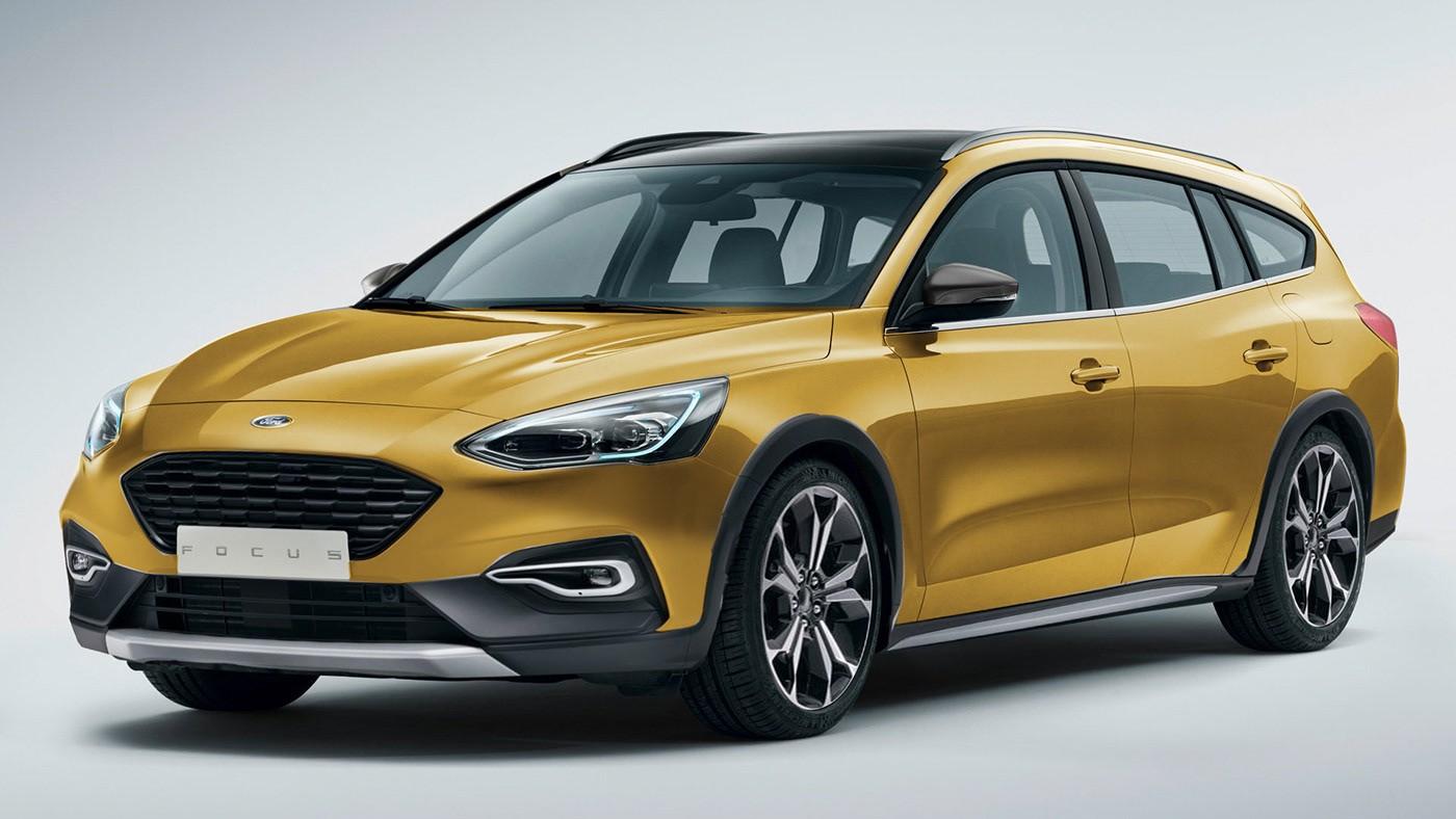 ford wagon 2020