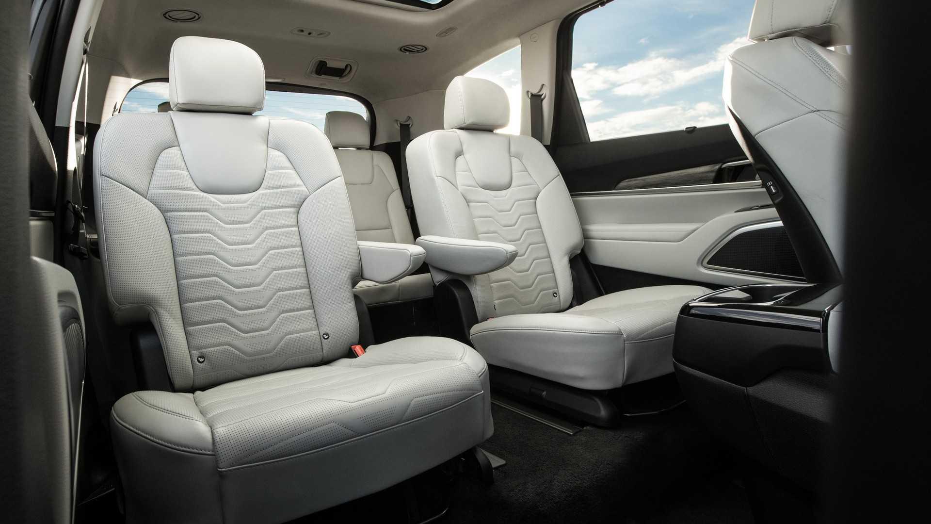 2020 Kia Telluride Comes Standard With 38L V6 Autoevolution