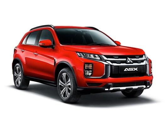 2020 Mitsubishi ASX Coming to the Geneva Motor Show ...